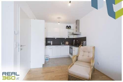 2-Zimmer Wohnung mit Loggia in Urfahr zu vermieten - Provisionsfrei!!