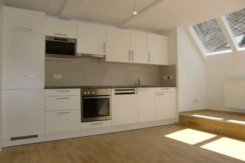 Ideal für Paare und Singles + 44 m² Dachterrasse