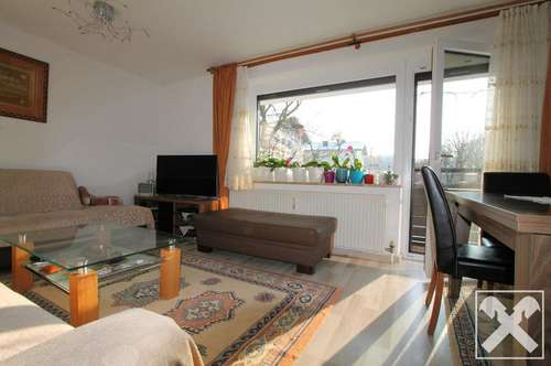 4-Zimmer-Wohnung mit Grünblick in Bergheim