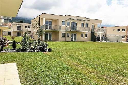 Sonnige 4 Zimmer Wohnung mit TG-Platz in der Nähe des LKH Wolfsberg