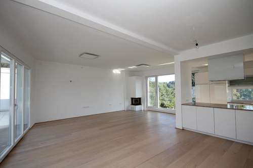 Exklusive Penthouse - Maisonette in absoluter Ruhelage