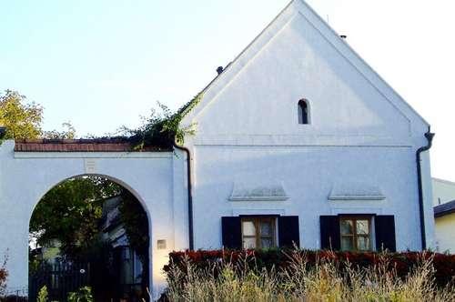 Original burgenländischer Streckhof in Weiden am See