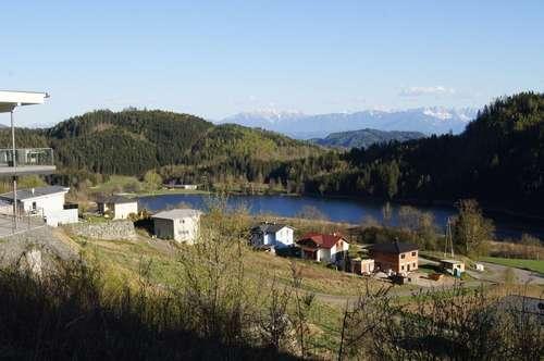Aussichtslage mit Krawanken-Seeblick - r e s e r v i e r t