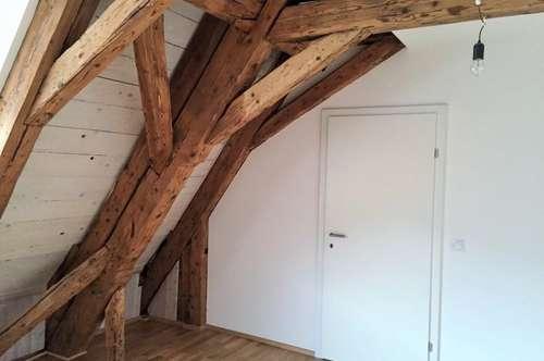 Helle, gemütliche 2 Zimmer-Wohnung in wunderschön renoviertem historischen Gebäude