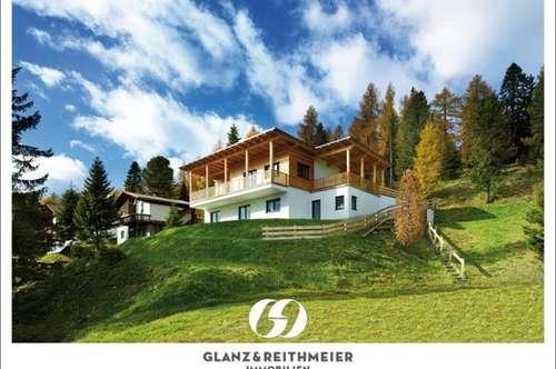 Über den Wolken - Ferienhaus im unberührten Kärnten