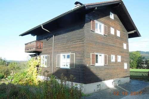 Holzblockhaus Bj. 1934 zum selber Abtragen OHNE Grundstück