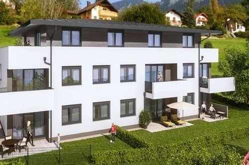 NEU ! ! ! 2 Zi. Gartenwohnung mit Sonnenterrasse und Eigengarten - am Attersee - Steinbach - ERSTBEZUG