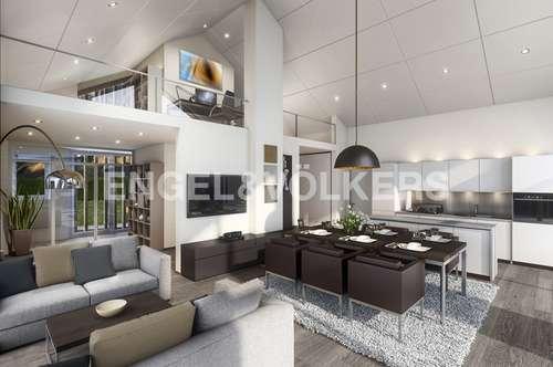 """Wohnprojekt """"lakeVIEWmillstatt"""" - Wohnung PENTHOUSE TOP C7"""