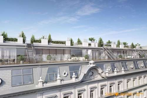 ---STUNNING PENTHOUSES IN THE HEART OF THE 9th DISTRICT OF VIENNA---