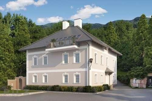 Schöne Erdgeschosswohnung mit Garten   Bad Dürrnberg