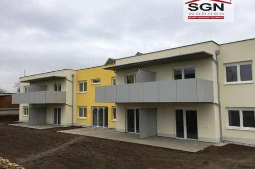 3 Zimmerwohnung mit Terrasse für junggebliebene Senioren