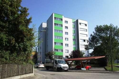 2 Zimmer-Wohnung mit Aussicht - hoher Förderanteil
