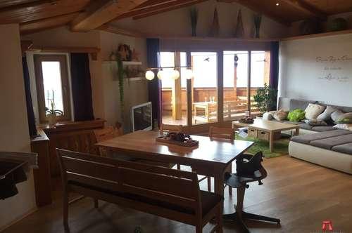 Itter: 3 - Zimmer Dachgeschosswohnung in sonniger Traumlage