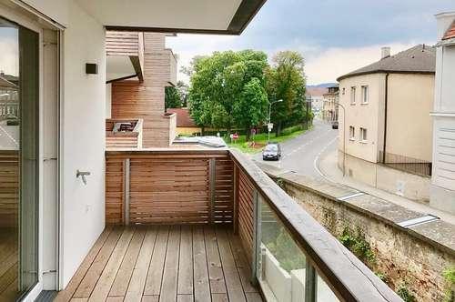 PRIVAT, provisionsfrei: Gemütliche Single-Wohnung mit Balkon