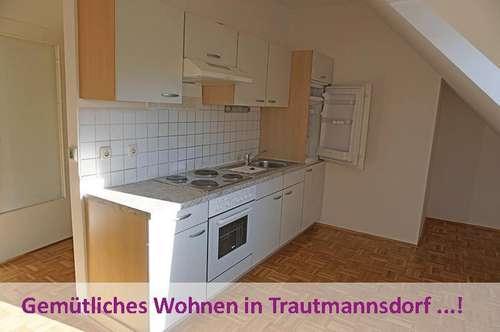 Provisionsfrei ...! Wohnen in der Nähe von Bad Gleichenberg ...!