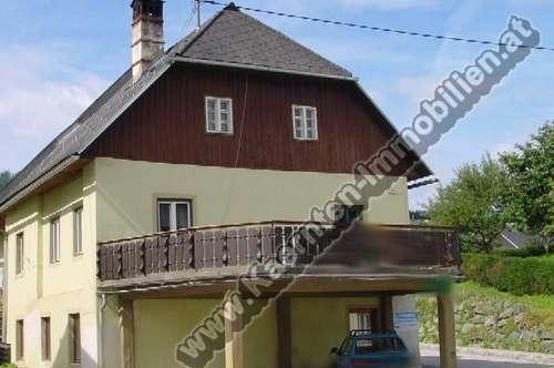 Weitensfeld: Bauernhaus mit Nebengebäude GELEGENHEIT