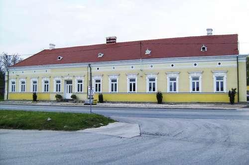 Optimales Einfamilienhaus im Bezirk Hollabrunn/ Gewerbeobjekt/