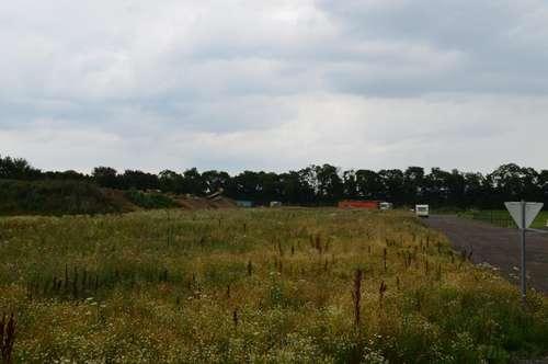 Teilbares Grundstück nahe einer Umfahrungsstraße