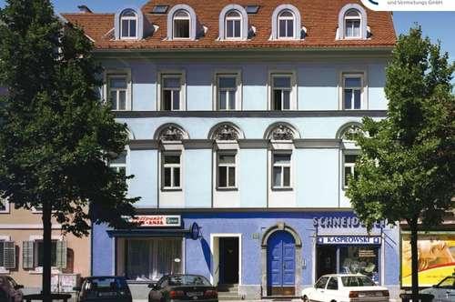 Zentrale 2 Zimmer Wohnung mit geräumiger Essküche und Balkon - Griesplatz 23 Top 5