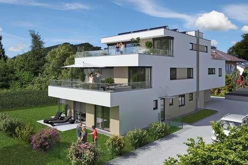 Exklusives Wohnen am Fuße vom Schloßberg - Premium Penthouse in Parsch!