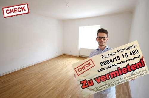 PROVISIONSFREI! 2er WG-FÄHIGE Wohnung mit Parkplatz und großem Allgemeingarten in zentraler Lage!