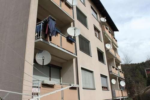 Spittal/Zentrumsnähe: schöne Wohnung in ruhiger Lage!