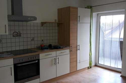 Wohnung mit Balkon und Traunstein Blick in Altmünster