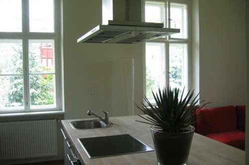 Lichtdurchflutete Wohnung inkl.Gartennützung - PROVISIONSFREI