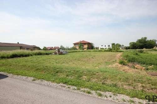 TOP! Baugrundstück in Kittsee - Nähe Bratislava