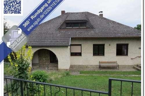 2011 Gemeinde Sierndorf: Gemütliches Einfamilienhaus mit Grünfernblick