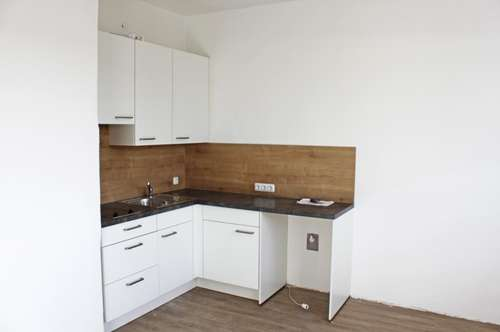 Neu sanierte Kleinwohnung mit Küche an der Unionstraße!