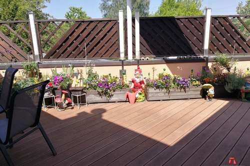 126m² Terrassenwohnung Meiningen - Grenznähe