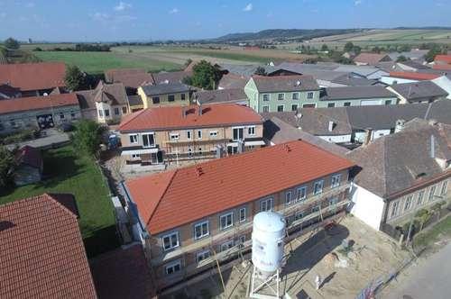 3 Zimmer ERSTBEZUGS-WHG mit Balkon & Stellplatz in Ziegel-Massiv BW