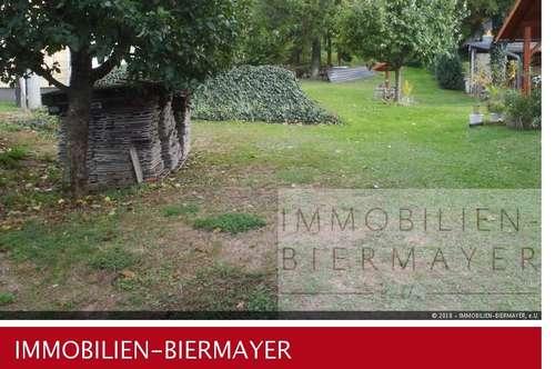 schönes Grundstück in Lutzmannsburg zu kaufen