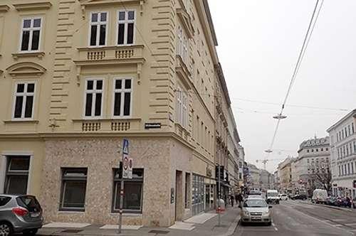 1200 Wien - Ecklokal in guter Frequenzlage