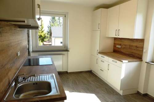 """MIETE GLANEGG: """"ERSTBEZUG"""" nach Generalsanierung 77 m² 3 Zi. Wohnung inkl. 11 m² Süd-Loggia"""