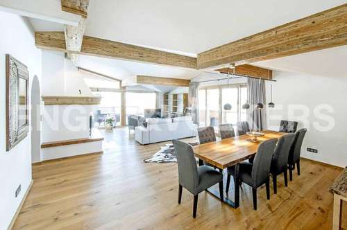 W-02CQT2 Exklusives Lifestyle Penthouse in sonniger Lage