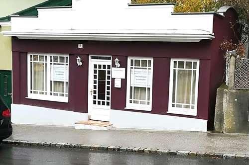 Bad Sauerbrunn - Geschäftslokal im Zentrum