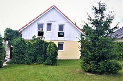 Schmuckes Einfamilienhaus - Nähe Eisenstadt !