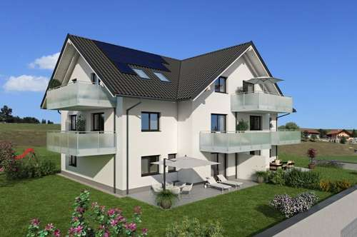 RöMehrBlick: Ruhige 3-Zimmer-Neubauwohnung in Straßwalchen!