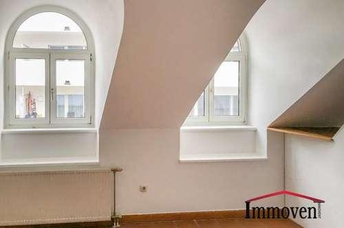 Wohnen im stilvollen Ambiente im ehemaligen Herrenhaus
