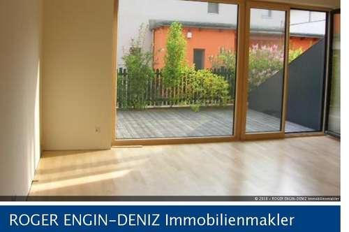 Brunn am Gebirge, Neubau 2006, 4 Zimmer Maisonette, Terrasse, inkl. Garagenplatz