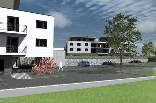 Wohnen im Grünen Neubau 2 - 4 Zi. Wohnungen in Hainburg an der Donau
