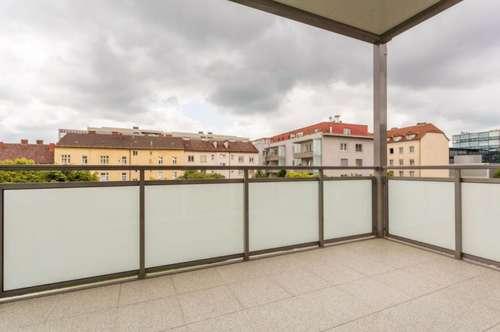 Zweitbezug   Möbliertes Apartment mit Balkon! Inkl. TG!