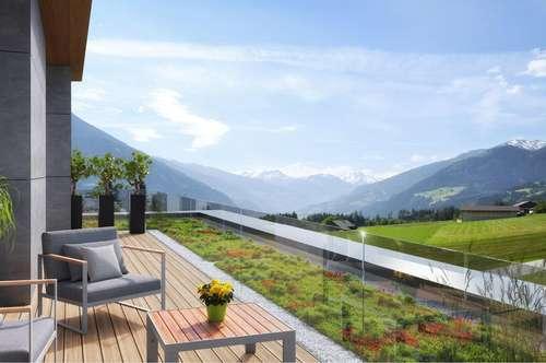 FGB1 - Wohnen am Sonnenplateau von Fügen / Zillertal  -  Haus B Top3 Maisonette