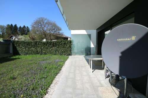 Neuwertige 3,5-Zimmer-Maisonette-Wohnung mit Terrasse und Garten im Stadtteil Aigen