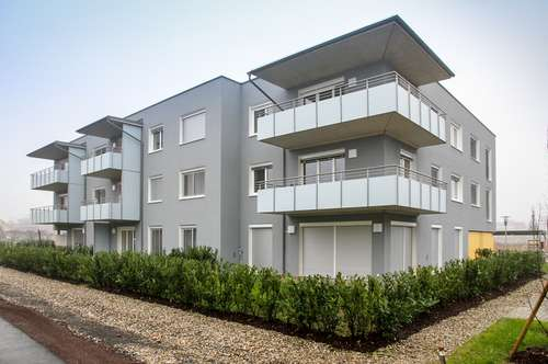 NEUBAU: 2-Zimmer-Wohnung in Wagna, Leitring