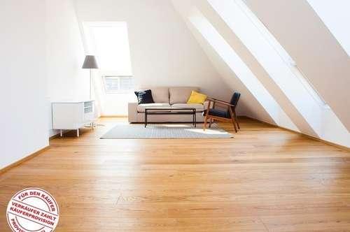 Luxuriöses Penthouse mit Dachterrasse & Blick über Wien