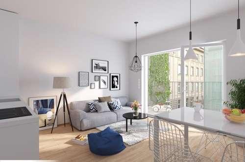 Ruhige Gartenwohnung mit Terrasse! 3 Zimmer - großzügiger Garten - Terrasse - (Top 1 - EG - 67m² - 3 Zimmer - 20m² Terrasse - 47m² Garten - EUR 381.339,26)
