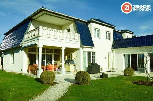 Stilvolle Villa mit Traunsteinblick